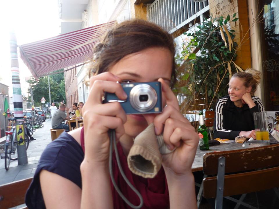 Joana shoots back