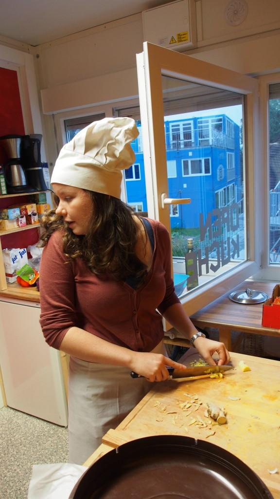 OpenTestHaus Küche